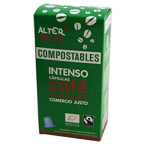 organici capsule di caff intenso alternativa 10uds - Dai rifiuti organici energia per 3mila case