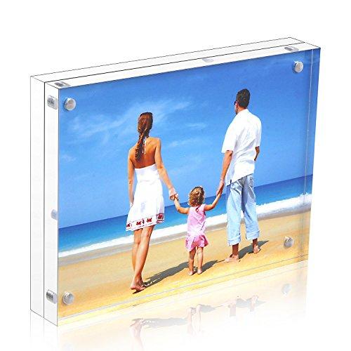porta foto 5x7 in acrilico trasparente porta foto magnetico porta foto - Come condividere o aggiornare documenti, foto e video: Microsoft lancia il servizio di archiviazione OneDrive
