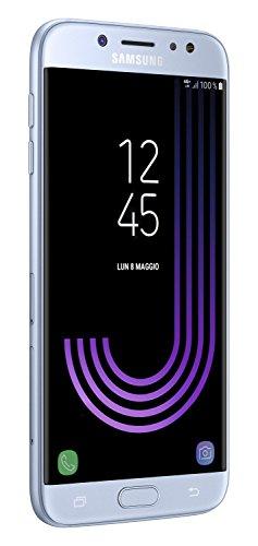 samsung galaxy j7 2017 smartphone blue 16 gb espandibili dual sim - Nuovo processore smartphone android ad alte prestazioni MediaTek MT6795, un vero Octa-core a 64-bit