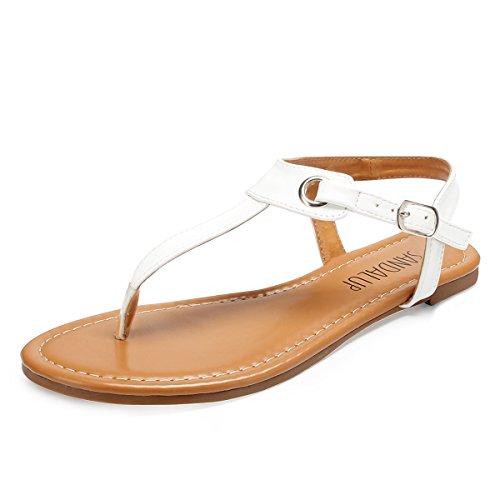 sandalup claire sandalia donna bianco 39 - Comprare gioielli su internet a prezzi convenienti Amazon lancia il nuovo negozio dedicato ai preziosi