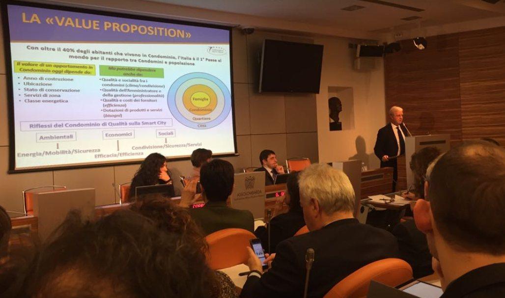 """savi - La Certificazione """"Condominio Sette Stelle"""" nelle Smart Cities"""