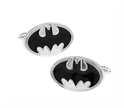 silverfox gemelli super eroe con logo di batman batman 1 taglia unica - Il famoso logo con la mela morsicata è veramente di proprietà esclusiva di Apple?