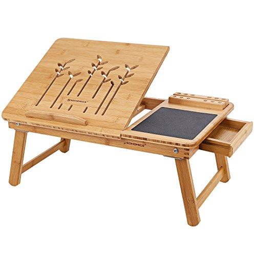 songmics tavolino per laptop pieghevole inclinabile bamb naturale con - La piattaforma che ti fa guadagnare condividendo sui social: Lovby