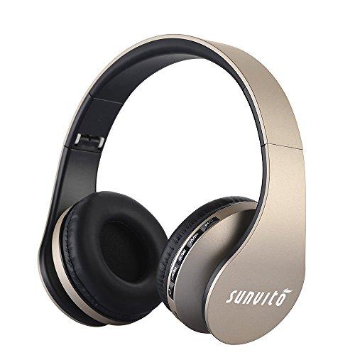 sunvito 4 in 1 cuffia bluetooth pieghevole wireless auricolari con - Ascoltare la musica wireless con i prodotti Sonos da oggi distribuiti in italia da Nital, il commento di Aldo Winkler