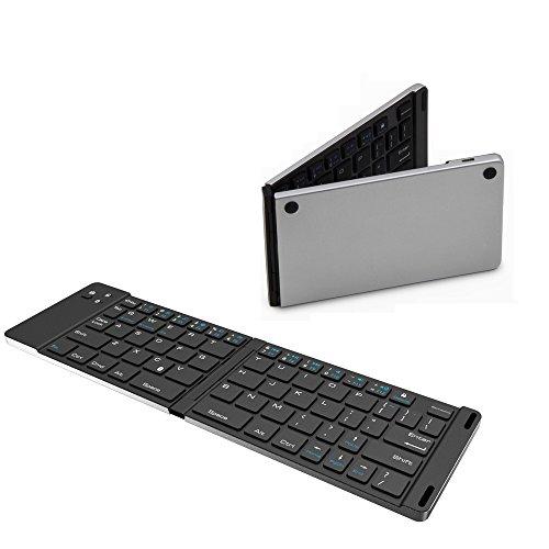 tastiera in alluminio wireless bluetooth pieghevole con supporto kickstand - L'espansione commerciale di Microsoft Surface in Italia passa tramite Microsoft Devices Program introducendo un nuovo gruppo di rivenditori autorizzati