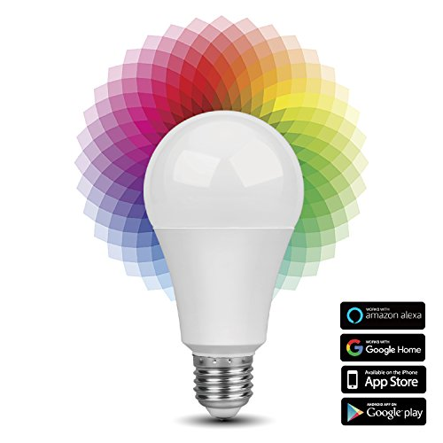 tnp smart wifi lampadina led multicolorewireless home automation lighting - Tablet che si sostituiscono al portatile: arriva Surface 3