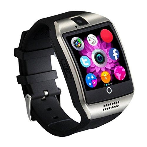 versione aggiornata schermo curvo smartwatch chereeki smart watch con - Android Wear, ora con supporto ufficiale per iOS