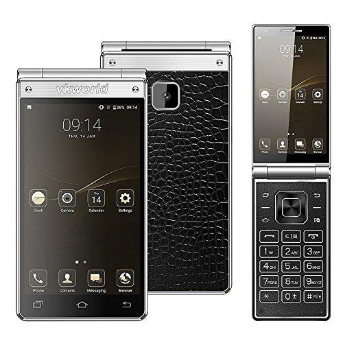 vkworld t2plus sbloccato smartphone 4g network 3gb custodia design - Smartphone con tastiera fisica e touchscreen: iPhone ha fatto da apripista