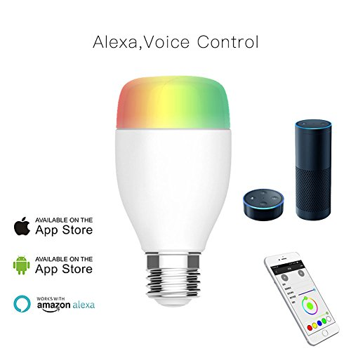 wifi smart light bulb alexa voice control 6w led light bulb wi fi lamps - Spotify Smart Tv ora disponibile anche su LG