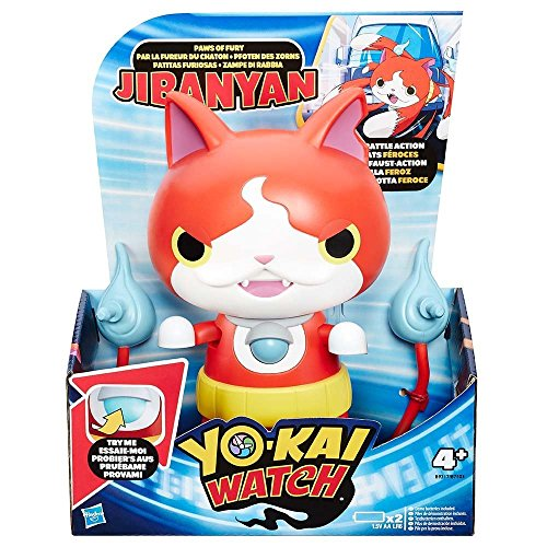 yo kai watch paws of fury jibanyan electronic figure - Barbie Mio Watch e Barbie Mio Watch: le nuove proposte di Lisciani