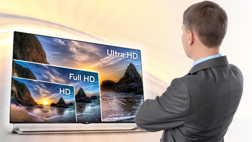 4k tv now - Nuove sfide tecnologiche per il mercato audiovisivo