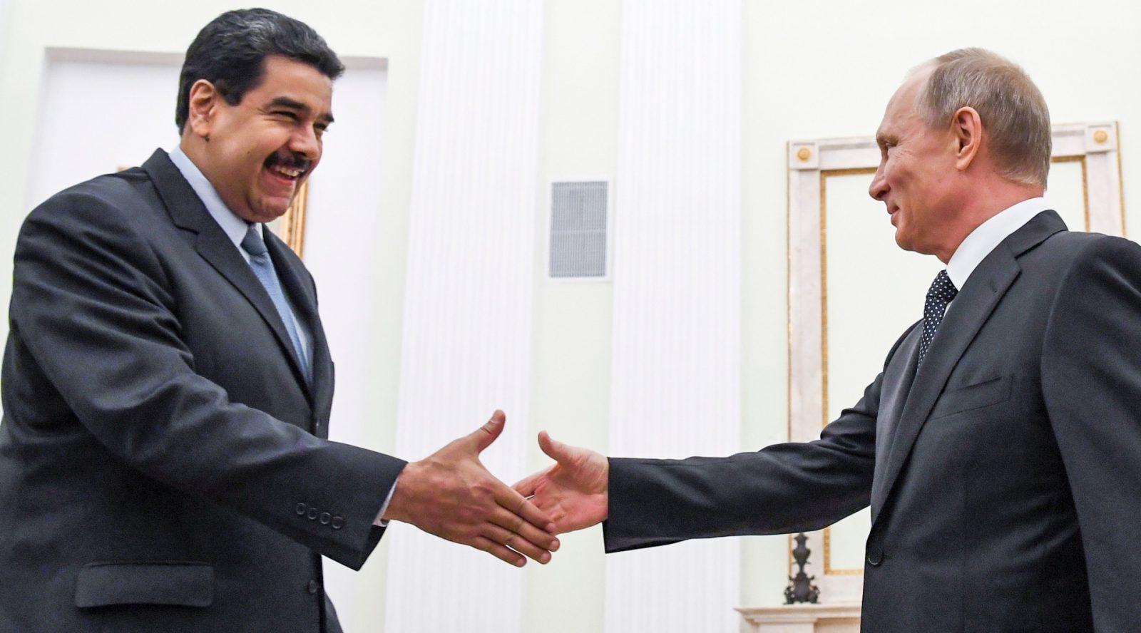 Cryptovaluta di Stato la Russia ha segretamente aiutato il Venezuela a lanciare il Petro - Cryptovaluta di Stato: la Russia ha segretamente aiutato il Venezuela a lanciare il Petro?