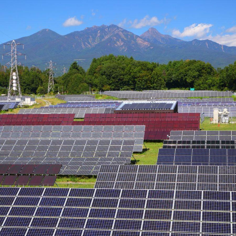 Solar Japan - In Giappone usano l'energia solare per l'estrazione di criptovaluta