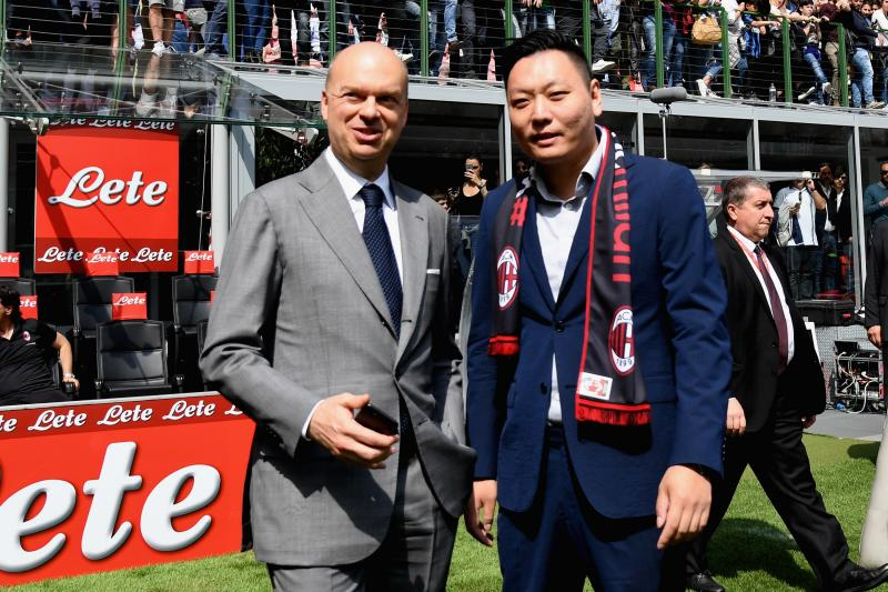 milan 1 - Il proprietario del Milan voleva rifinanziare il club usando bitcoin