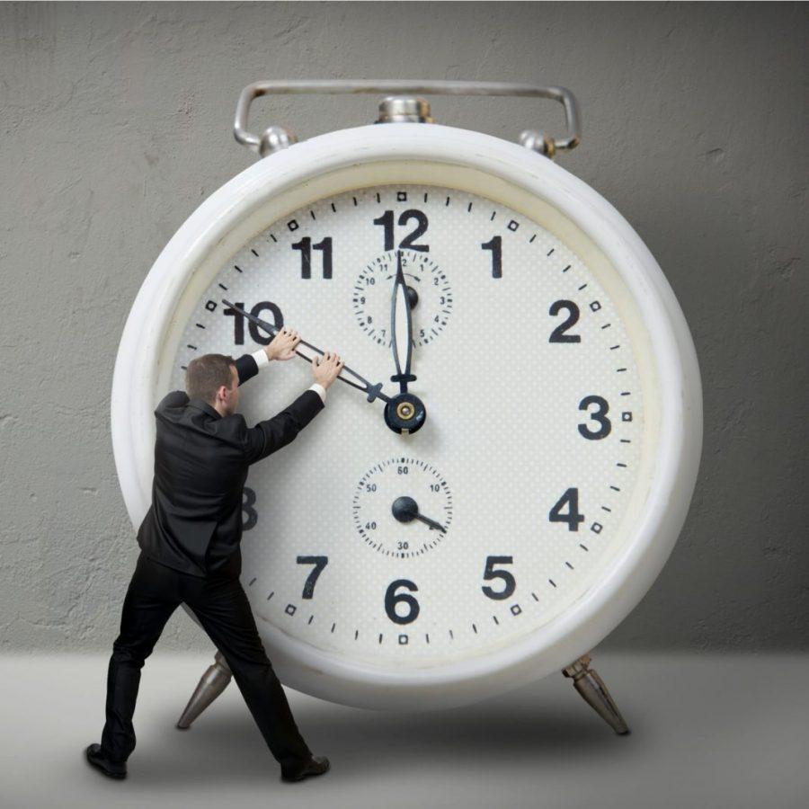 orologio - Orologi lenti, tutta colpa dei minatori di criptovaluta