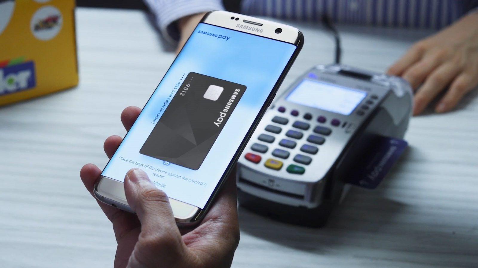 pay - La Samsung Pay è l'app innovativa che parte oggi in Italia
