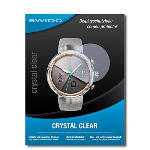 2 x swido pellicola protettiva asus zenwatch 3 wi503q screen protector - Guardare un film alla massima qualità e risoluzione possibile con vrAse il visore 3D per smartphone