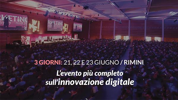 CS WMF18 Plenaria1 - Web Marketing Festival 2018: al via la prima 3 giorni dell'evento più completo sull'innovazione digitale