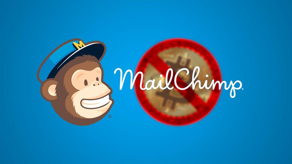 Mailchimp blocca le DEM legate alle Criptovalute a causa delle truffe e Scam  - Mailchimp blocca le DEM legate alle Criptovalute a causa delle truffe e Scam