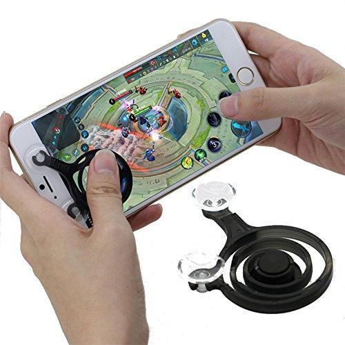 adz mini joystick gioco del gioco arcade giocatore controller joypad 2 pack - iPhone con joystick: un brevetto lo rivela