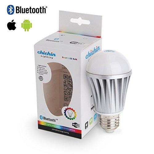 chichinlighting bluetooth lampadina led 7watt lampadina a led - Scarica l'aggiornamento di iOs7 di Apple che arriva per tutti gli iphone compatibili