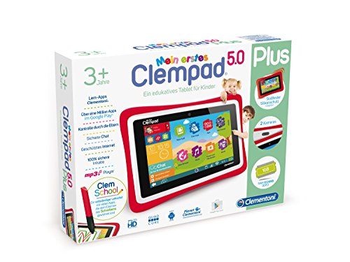 clementoni 694815 clempad tablet per bambini dai 3 anni in su diplay da - Google Play Games già disponibile al download su Android