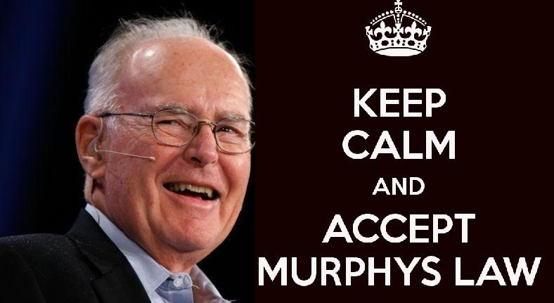 gordon moore - La legge di Moore e quella di Murphy in finanza: chi vince?