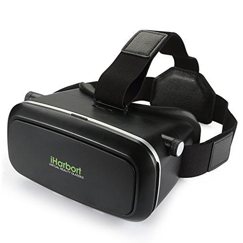 iharbort google cardboard cuffia di 3d vr realt virtuale vr occhiali per - Google Glass compatibili con Apple grazie a MyGlass la prima app dedicata sbarca su Apple Store