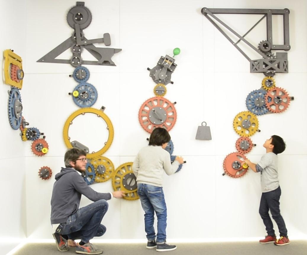 museo - Miocugino al Museo della Scienza e della Tecnologia di Milano mostra i suoi ingranaggi