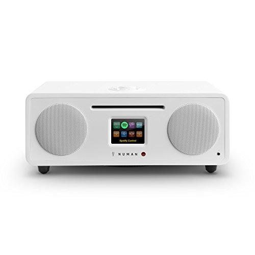 numan two 21 design internet radio dab dab ukw sintonizzatore  - Spotify Connect fa ascoltare la musica gratis sullo stereo di casa in wireless, si placheranno le polemiche degli utenti?