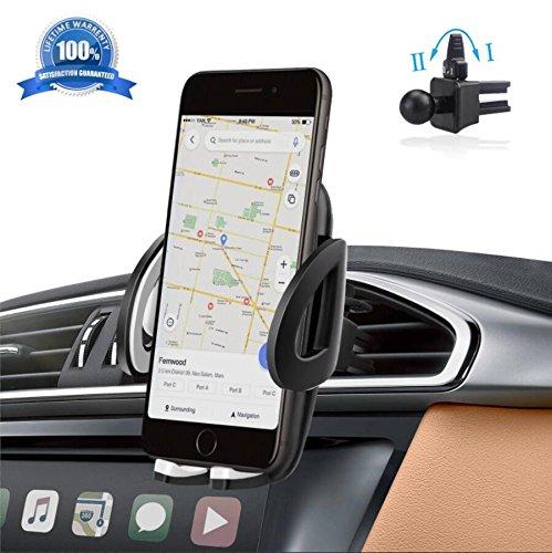 supporto auto smartphone 360 gradi di rotazione izuku garanzia a vita porta - Cellulari Samsung, lo smartphone che diventa un bracciale