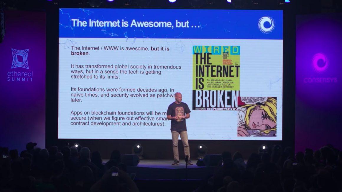 Internet si E rotto ma la blockchain può ripararlo ecco come fare 1160x652 - Internet si è rotto, ma ora la blockchain può ripararlo: ecco come fare