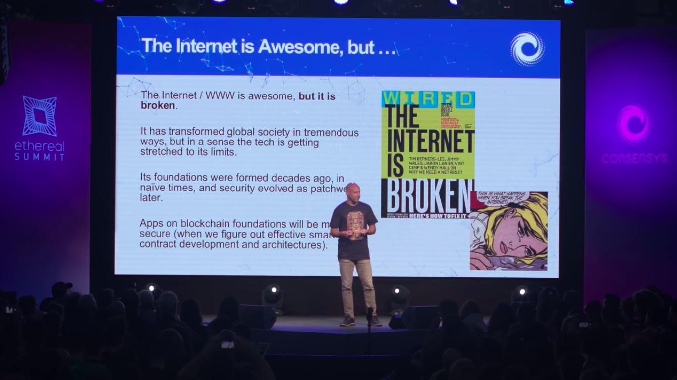 Internet si E rotto ma la blockchain può ripararlo ecco come fare - Internet si è rotto, ma ora la blockchain può ripararlo: ecco come fare