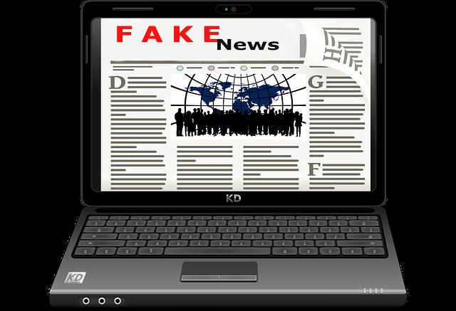 fake 1903774 640 - Fake news e social network allo sbando. Come può difendersi l'azienda?
