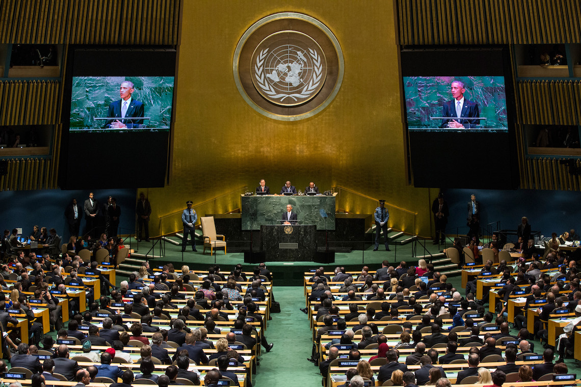 nazioniunite2 - IOTA e UNOPS: collaborazione per dare un sistema decentralizzato alle Nazioni Unite