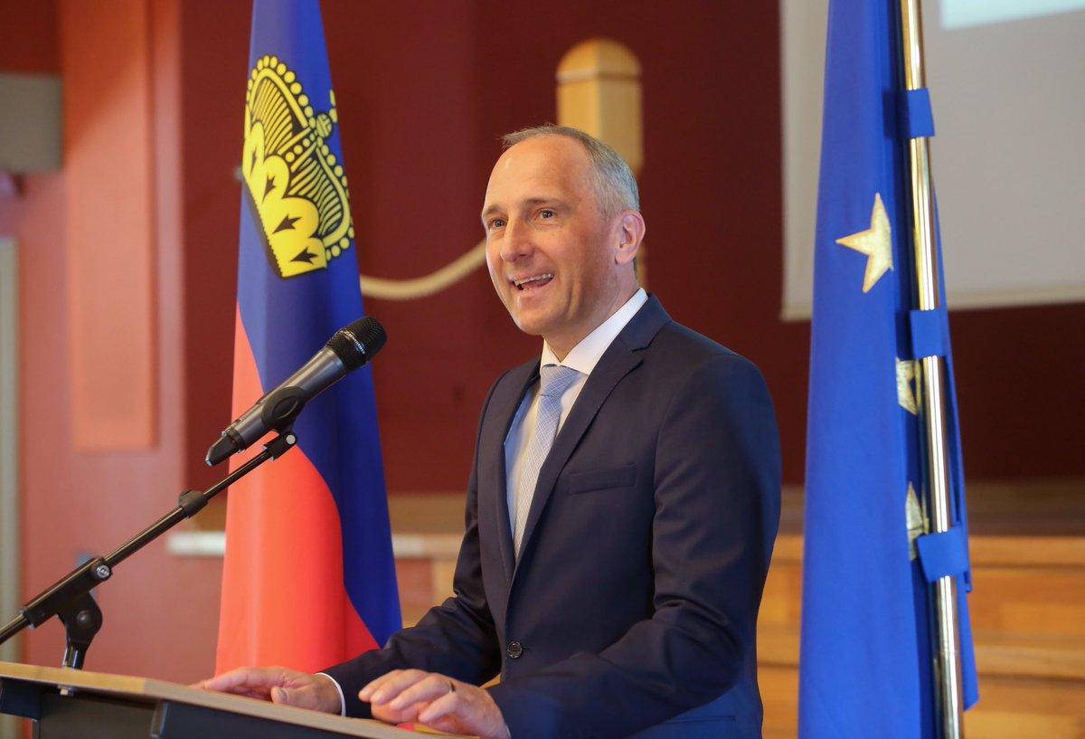 Liechtenstein nazione Blockchain ecco le dichiarazioni del Premier Adrian Hasler - Liechtenstein nazione Blockchain: ecco le dichiarazioni del Premier Adrian Hasler