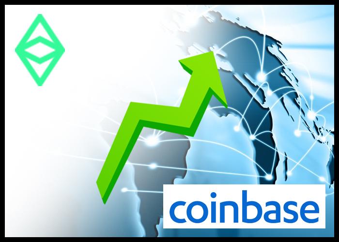 ethereum june13 lt - Ethereum Classic vola dopo che Coinbase ne annuncia l'integrazione