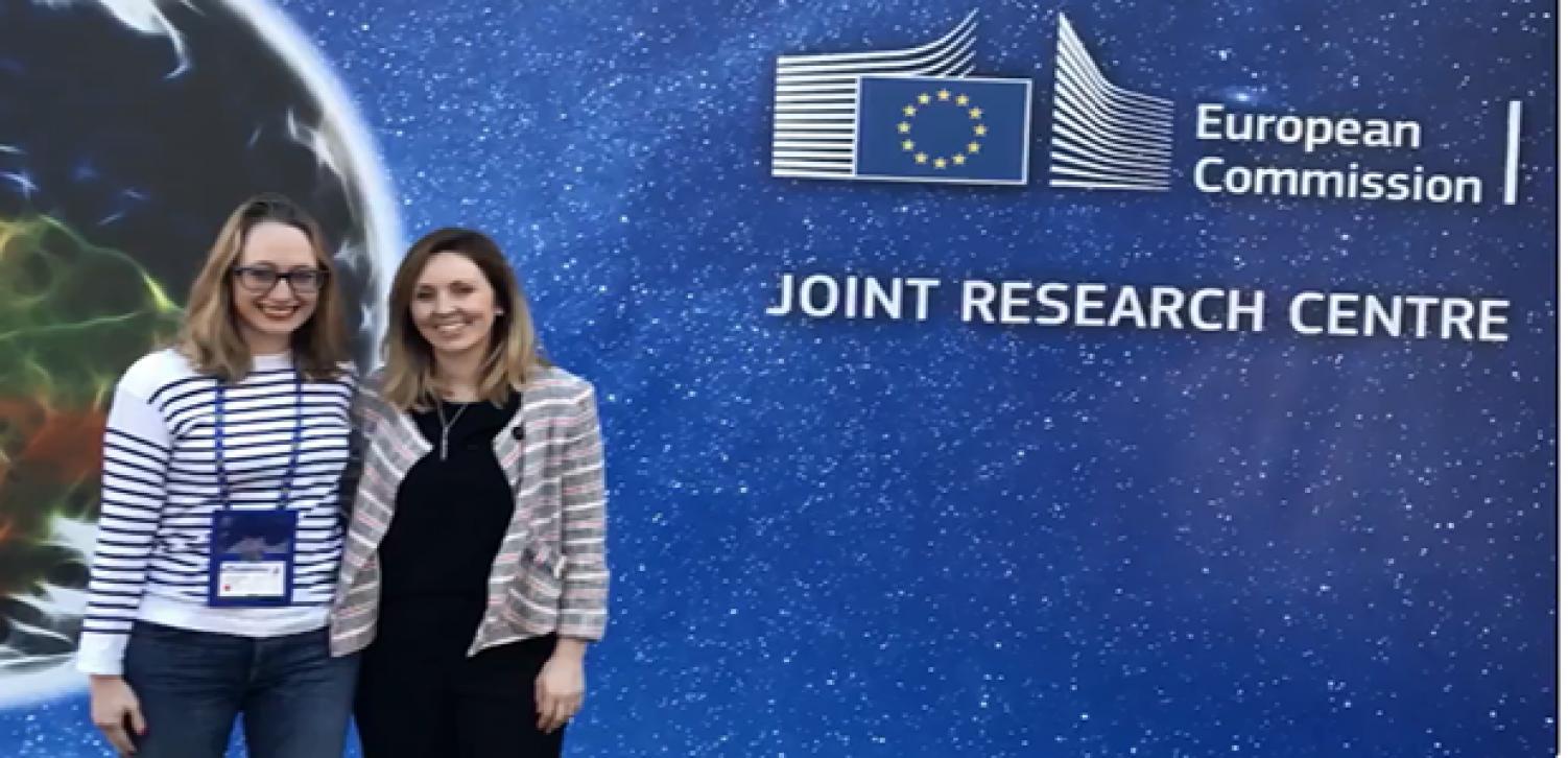 JRC welcome 1 751x363@2x - Informatica: tirocinio retribuito di 5 mesi ad Ispra o nella UE