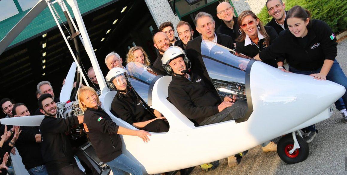 """autogirofoto 1160x585 - Innovazione: Magni Gyro fa volare in Kenya gli """"angeli degli elefanti"""""""