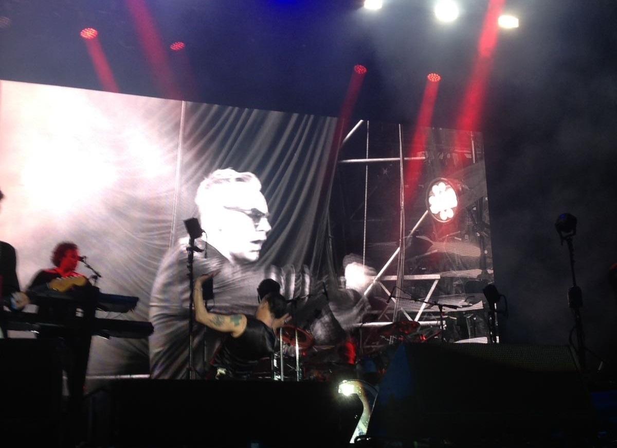"""depe 1 - Depeche Mode a Barolo per """"Collisioni"""""""