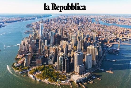 """newyork 1 - """"Con Repubblica vinci New York"""": instant win con SMS"""