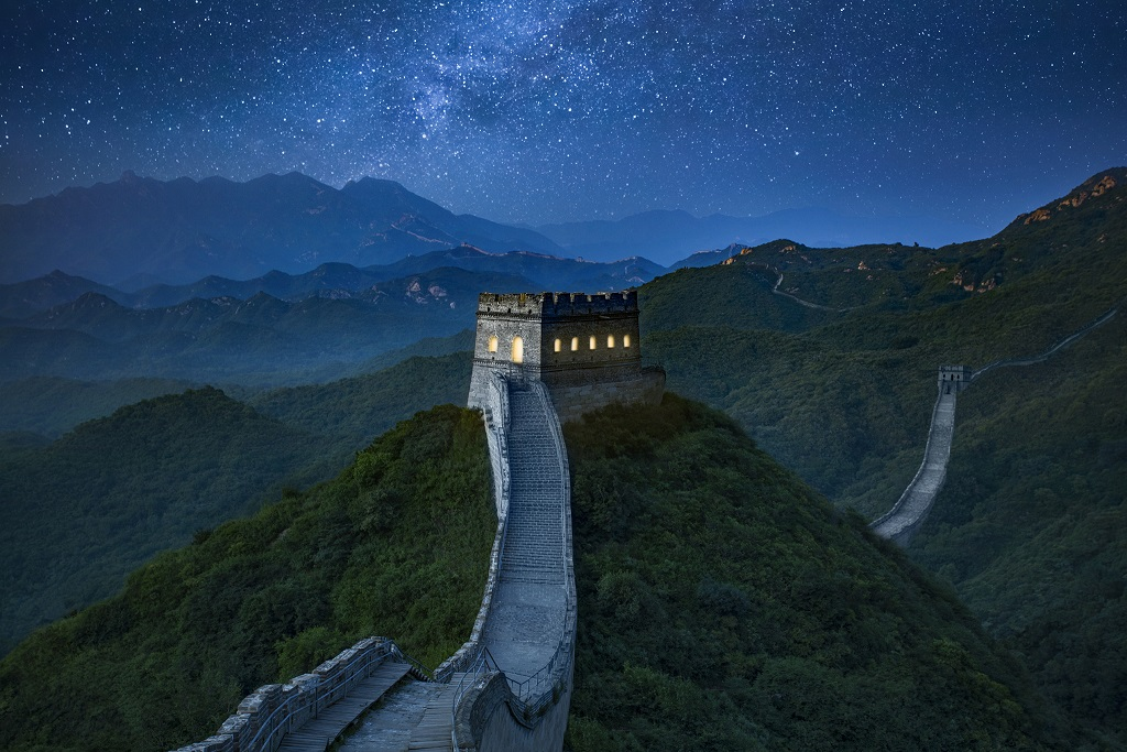 muraglia 1 - Vinci una notte gratis sulla Muraglia Cinese con Airbnb