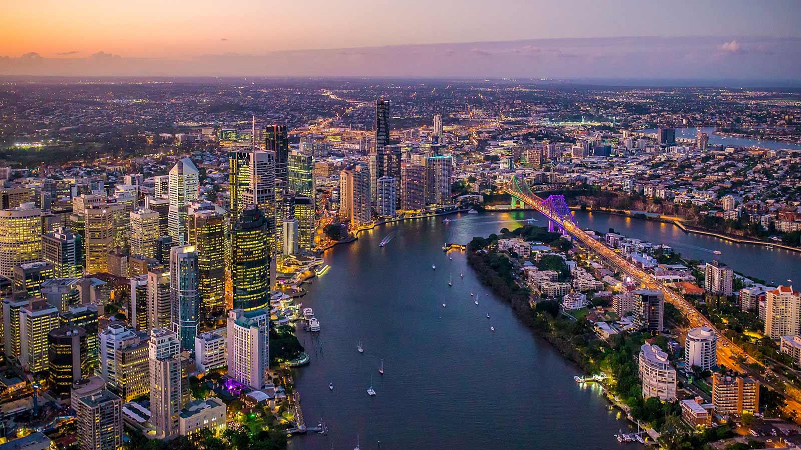 Brisbane la nuova capitale per la criptovaluta dellAustralia - Brisbane è la nuova capitale per la criptovaluta dell'Australia, e forse presto anche del mondo.