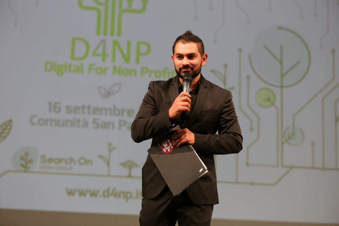 D4NP Cosmano Lombardo 1160x773 - Al D4NP - Digital For Non Profit occhi puntati sulla 2^ edizione della Social Startup Competition del Web Marketing Festival