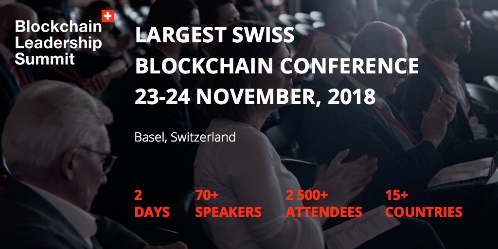 Blockchain Leadership Summit Il più grande summit svizzero sta arrivando - Blockchain Leadership Summit  - Il più grande summit svizzero sta arrivando