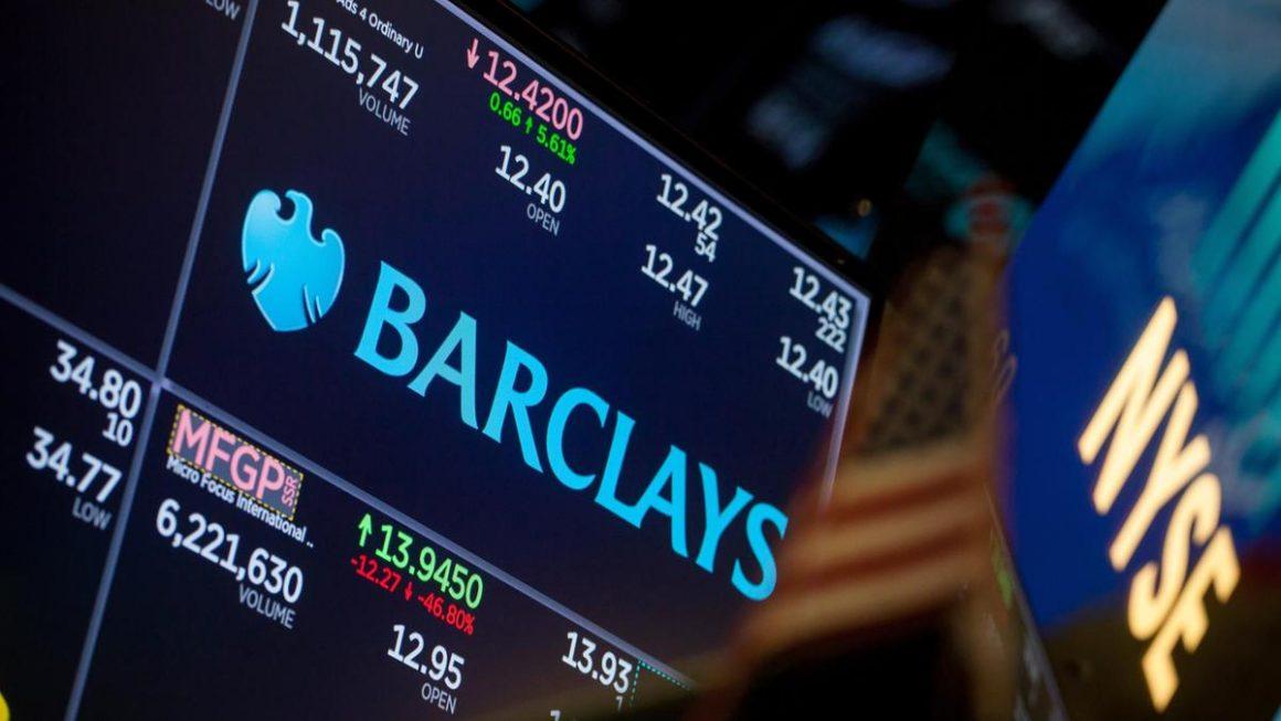 Brutte notizie per Barclays che improvvisamente interrompe il proprio trading di criptovalute 1160x653 - Brutte notizie per Barclays che improvvisamente interrompe il proprio trading di criptovalute