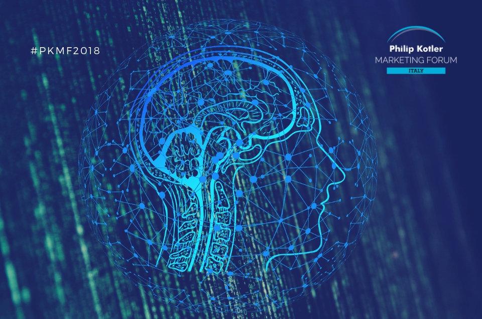 PKMF2018 PKMF Philip Kotler Marketing Forum 2018 Bologna - Il Machine Learning. Come rendere più efficace il proprio Marketing