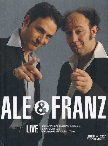 """ale franz live con dvd - """"NEL NOSTRO PICCOLO"""" Intervista ad Ale e Franz"""
