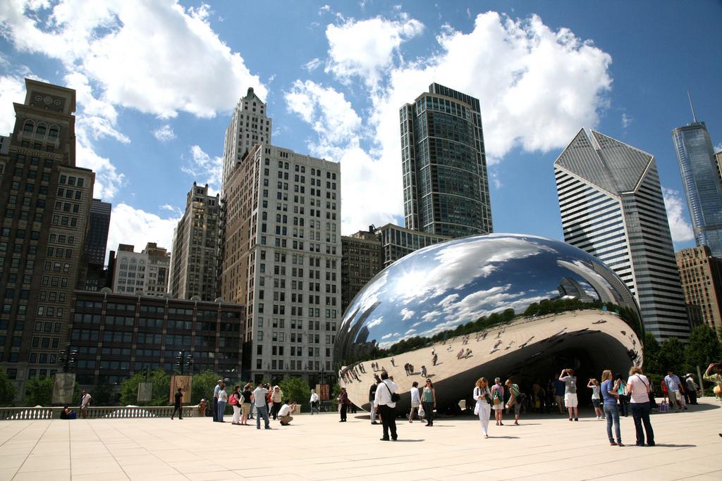 dedalo minosse illinois - A Chicago la tappa americana della mostra itinerante d'architettura Dedalo Minosse