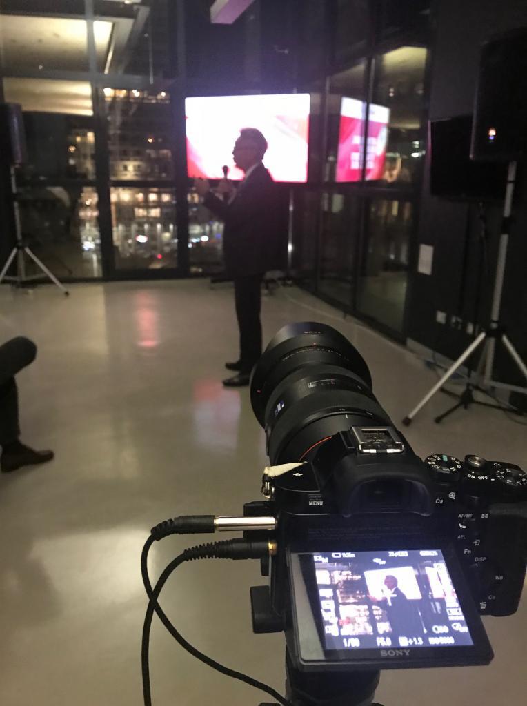 telecamera 764x1024 - Artid lancia il servizio dinanzi alla comunità finanziaria milanese in un prestigioso evento al museo del 900